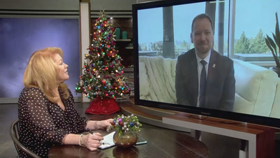 Money Talks with Tim Clairmont and Helen Raptis on AMNW: December 2020
