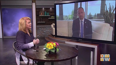 Money Talks with Tim Clairmont and Helen Raptis on AMNW: May 2020