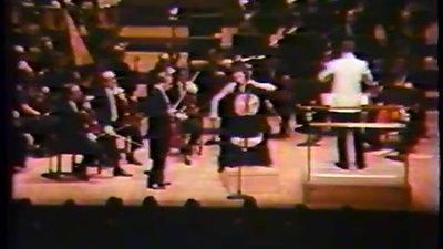 Ruggiero Ricci & Christine Walevska E