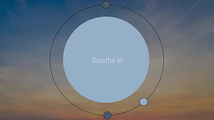 Three Minute Mindfulness Breathing Meditation