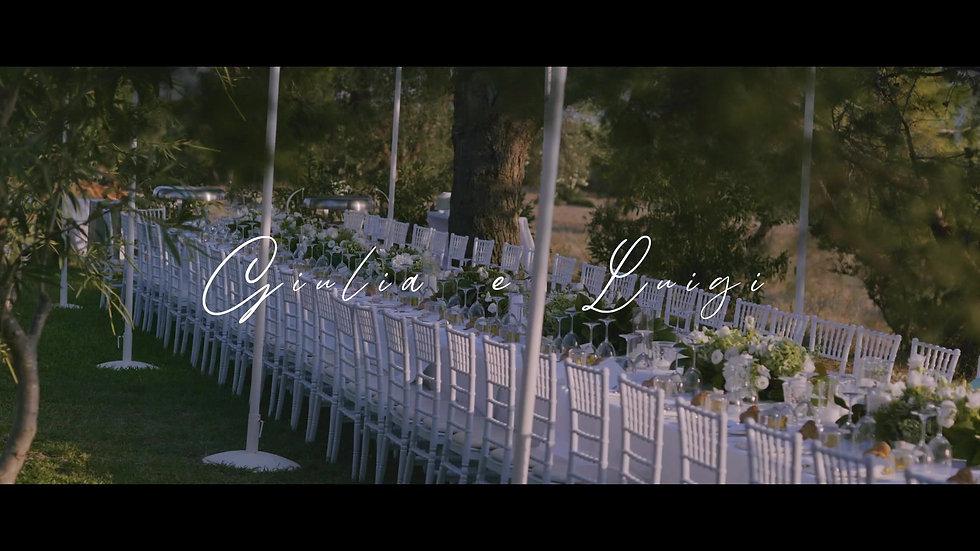Trailer Giulia e Luigi || Wedding Destination