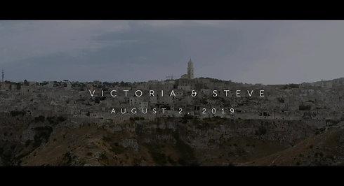 Victoria e Steve