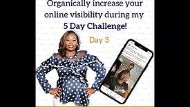 Day 3 - Niche Marketing Madness
