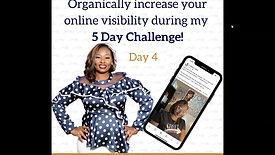 Day 4- Niche Marketing Madness
