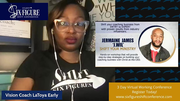 Shift Your Ministry - JWil