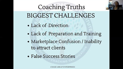 10 Truths to building a healthy coaching business