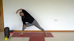How To...Utthita Parsvakonasana