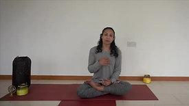 Breathing Space Surya Bhedana