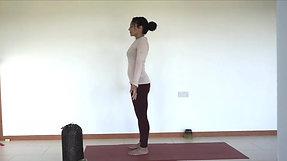 10 minute Strengthen Legs