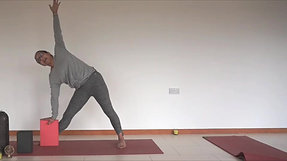 How To...Trikonasana