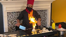 Indoor Hibachi