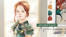 Portrait Painting Techniques - Part-2