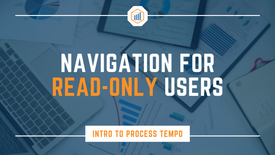 Navigation for Read-Only Users