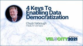 4 Keys to Enabling Data Democracy