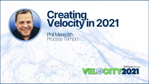 Creating Velocity in 2021