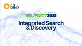 NEW: Integrated Search & Discovery