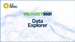 NEW: Data Explorer