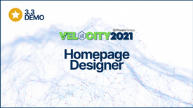 NEW: Homepage Designer