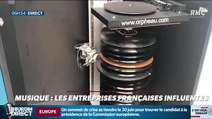 RMC : LES ENTREPRISES FRANÇAISES INFLUENTES