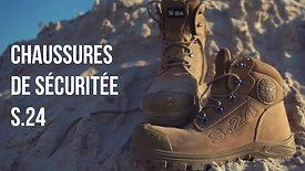 Chaussures de Sécurité S.24