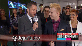 Red Carpet Interview   American Music Awards