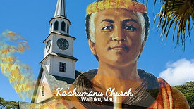 Kaahumanu Church Online Easter Worship Service 4/12/2020