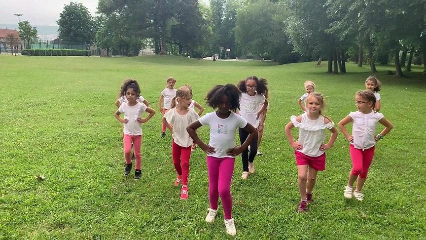 Video Danse enfants 2021