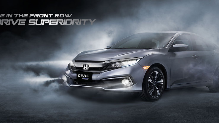 ALL NEW CIVIC TURBO