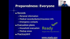 It's Not a (Complete) Disaster - If You're Prepared