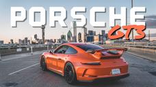 Porsche GT3 Teaser