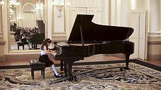 Emma Liu (piano), F. Chopin - Waltz in C-sharp Minor Op.64, N0.2