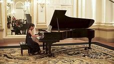 Rachel Wang (piano), S. Rachmaninoff - Prelude in G-sharp Minor Op.32, No.12