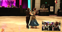 Bella & Chance - 2018 Ballroom Competition