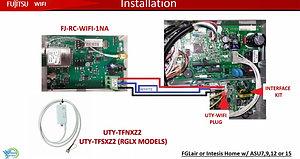 Fujitsu Wi-Fi Installation & Troubleshooting