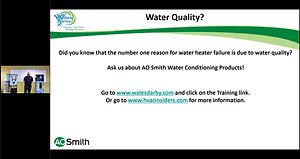 AO SMITH Hybrid Heat-pump Overview