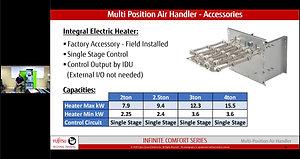 HVAC Insiders- Fujitsu Multi-Positional Air Handler Training