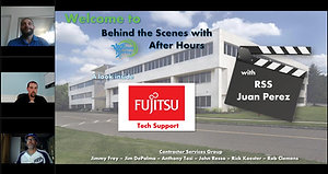 An Insiders Look at Fujitsu Tech Support with Factory Guests