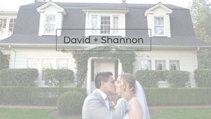 David and Shannon Highlight Reel