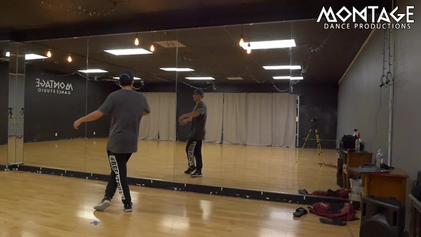 Inter - Adv Hip Hop with LQ Lee