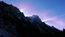 Teton National Park Time Lapse