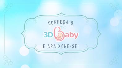 Conheça o aplicativo 3dBaby