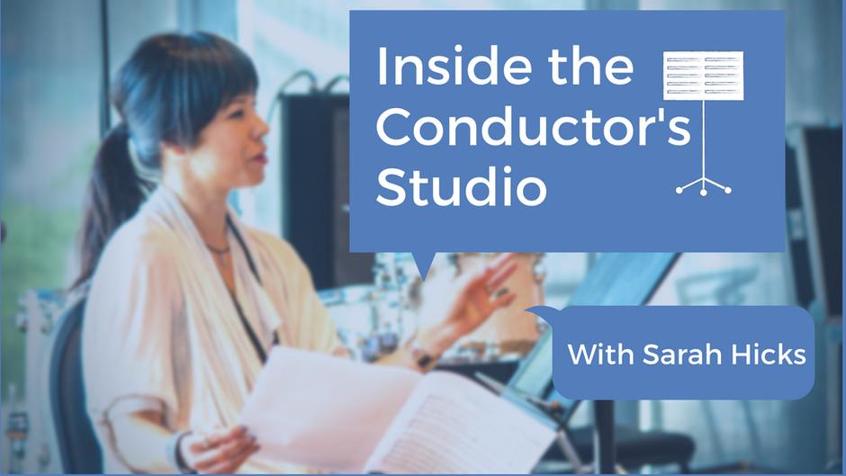 Inside the Conductor's Studio