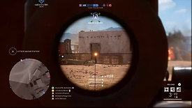 Battlefield 1 desert attack