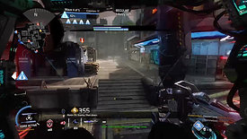 Titanfall 2 Ronin Combat