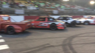 Makin' some noise at Douglas County Speedway with the Iron Man Series