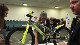 Blue Shield of CA Bike Building Event