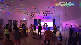 Boogie Bounce - Nottingham Health and Fitness - 14/01/2020