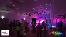 Boogie Bounce - Nottingham Health and Fitness - 05/02/2020
