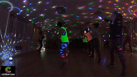 Clubbercise - Nottingham Health and Fitness 20/01/2020