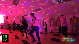Funky Step - Nottingham Health and Fitness - 20/02/2020